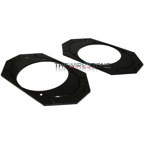 "American International JSB446 4"" x 6"" Speaker Adapter for Jeep (pair) (3839035801664)"