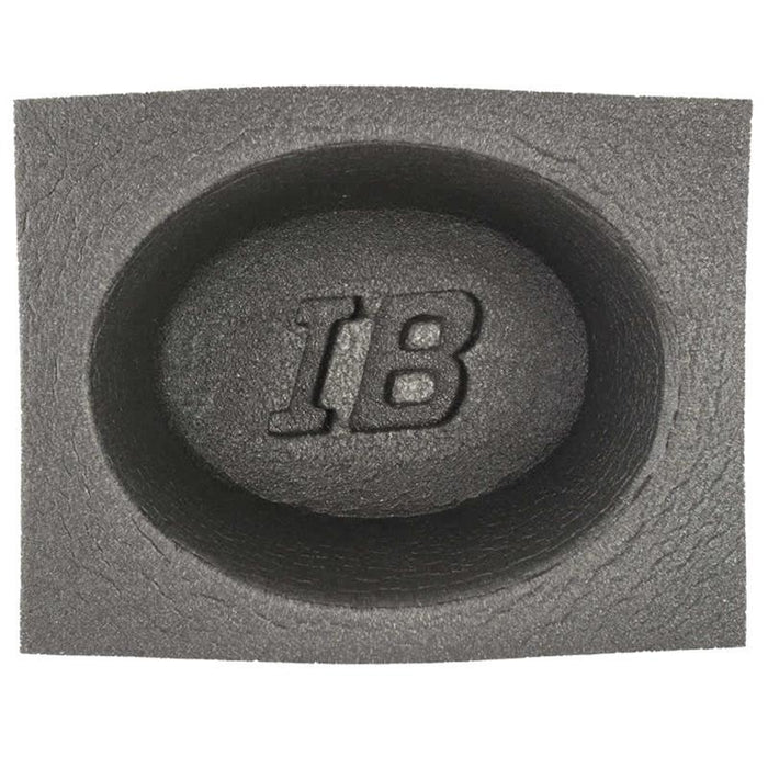 "The Install Bay IBBAF46 4"" x 6"" Foam Car Audio Speaker Baffle (pair) (3839043207232)"