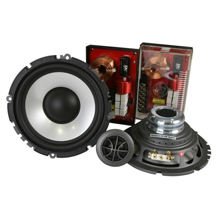 "DLS UP6i Ultimate 2-Way 6.5"" 180 Watts 4 Ohm Component Speaker System (3839045304384)"