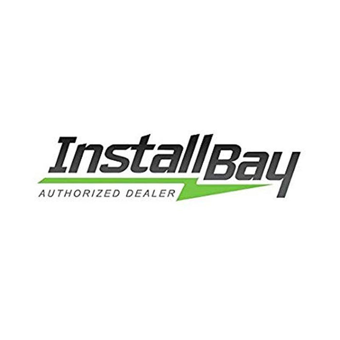 Install Bay RVRT6 Vinyl Insulated 22/18 AWG #6 Ring Terminal (100/pk)