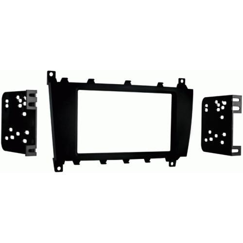 Metra 95-8721B Double DIN Stereo Dash Kit for Select 2005-08 Mercedes (3839073189952)