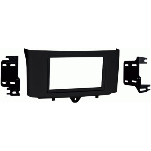 Metra 95-8720B Double DIN Stereo Dash Kit for 2011-up Smart ForTwo (3839073910848)