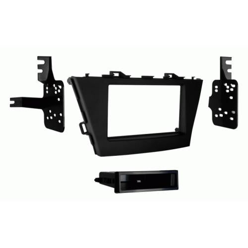 Metra 99-8243B Single DIN Stereo Dash Kit for 2012-up Toyota Prius V (3839089606720)