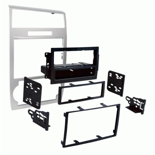 Metra 99-6519S Single/Double DIN Dash Kit for Dodge Charger/Magnum (3839097569344)