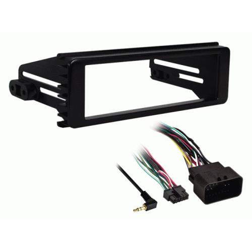 Metra 99-9600 Single DIN Car Dash Kit for 1996-2013 Harley Davidson (3839099830336)