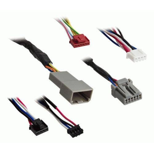Axxess AX-TFR1 T-Harness For 2010-2014 Ford Vehicle Remote Starter Installation