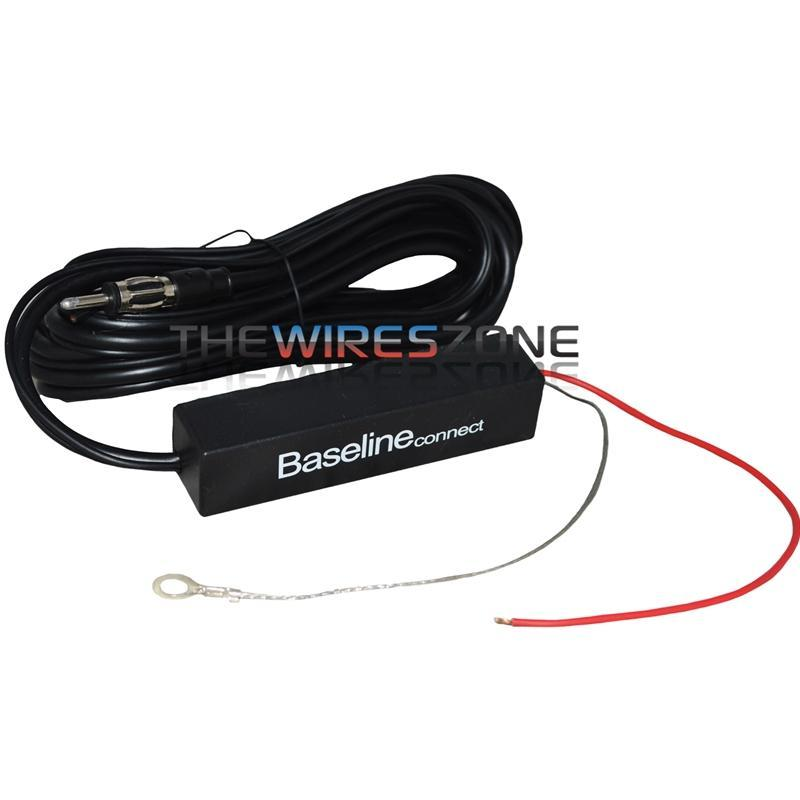 The Wires Zone AI-18 High Gain Amplified Electronic Magnetic Antenna (3839122243648)