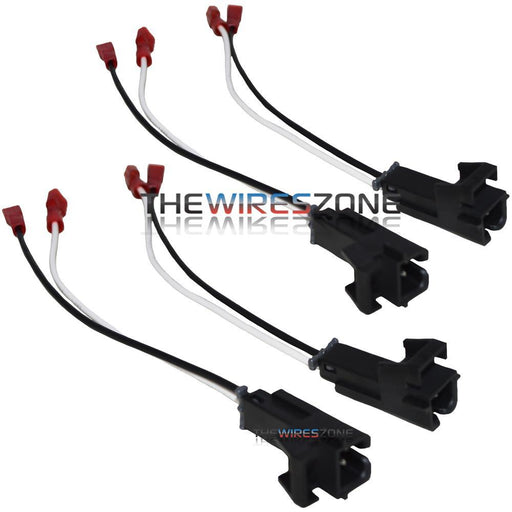 Speaker Connector Adapter for Select 1984-2013 GM Vehicles (2 pairs) (3839122309184)