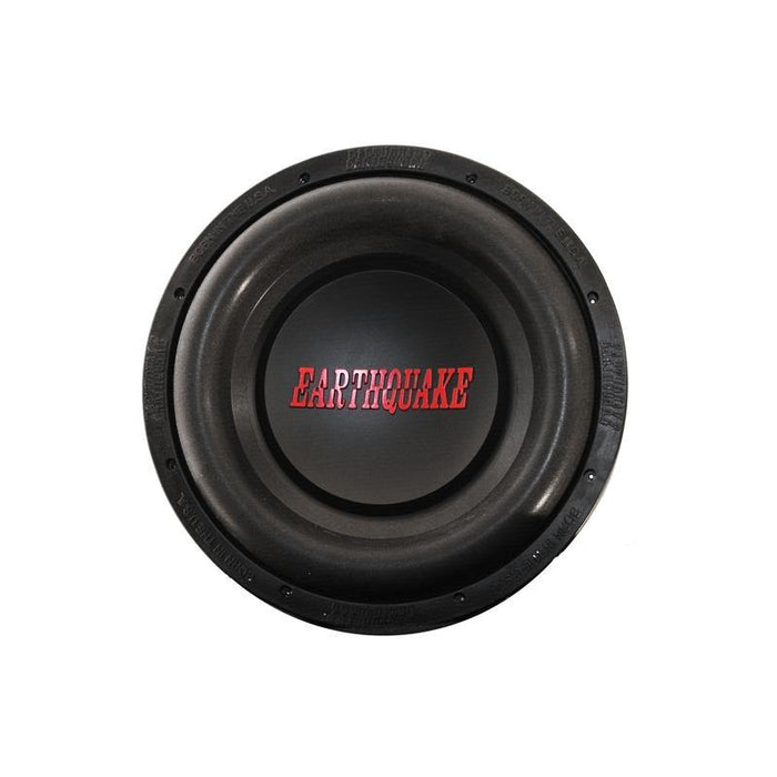 "Earthquake Sound DBXI-12D 12"" 1500 Watts Dual Car Subwoofer (each) (3839123685440)"