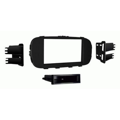 Metra 99-7360B Single DIN Stereo Install Dash Kit for 2014-up Kia Soul (3839127617600)
