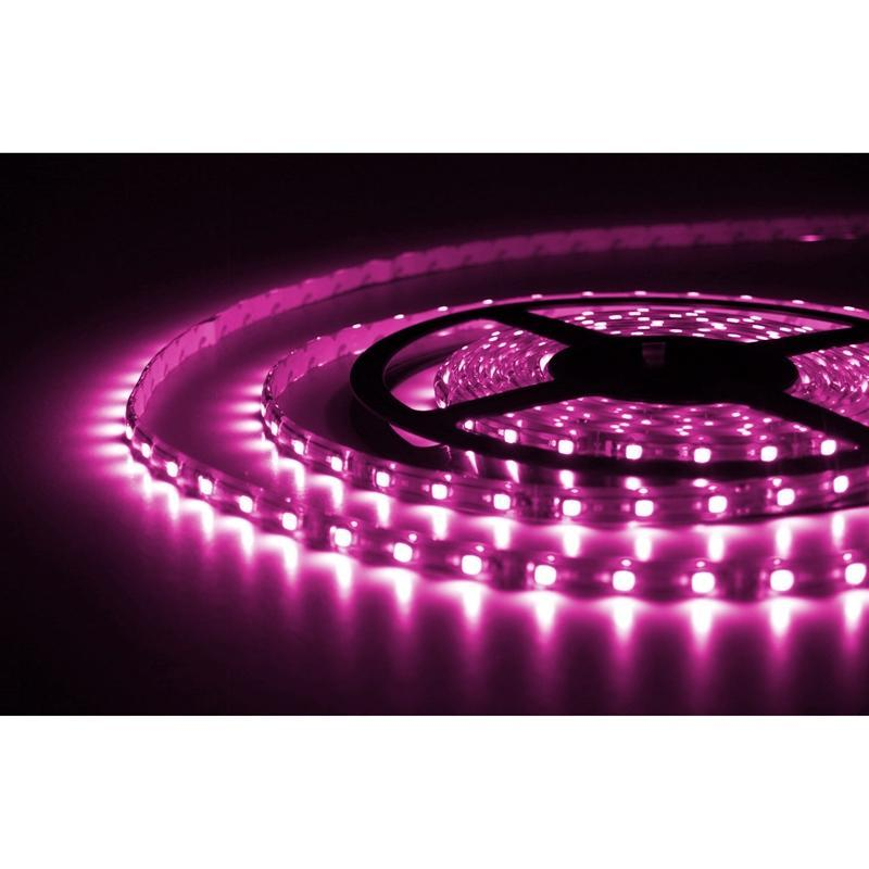 The Install Bay IBLED-3MPK Pink 3 Meter 12 Volts LED Strip Light (3839129518144)