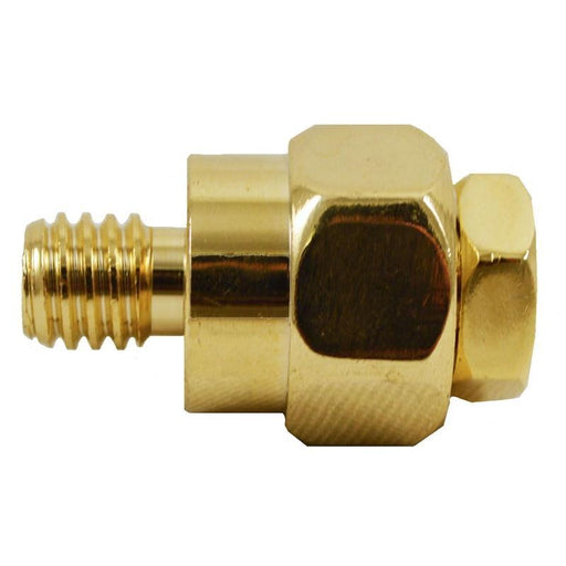 Gold Plated GM Short Side Post Battery Terminal Adapter (1/pack) (3839138955328)