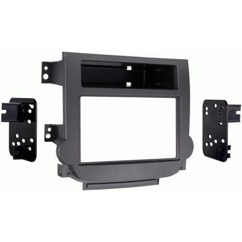 Metra 95-3314G Double DIN Stereo Dash Kit for 2013-up Chevrolet Malibu (3839159271488)