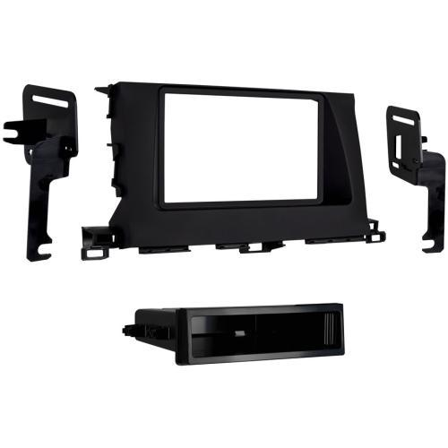Metra 99-8248B Black Single DIN Dash Kit for 2014-up Toyota Highlander (3839193743424)