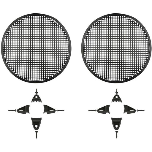 "The Install Bay 85-9010 Universal 10"" Waffle Grille for Speaker (pair) (3839205212224)"
