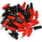 The Install Bay US410-50 4 Gauge #10 Barrier Spade Terminal (25 pairs) (3839228280896)
