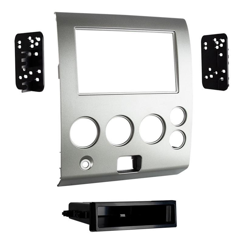 Metra 99-7629S Single/Double DIN Dash Kit for Select 2004-2007 Nissan (3839263244352)