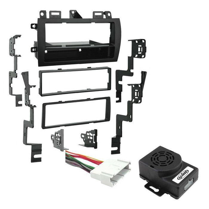 Metra 99-2005 Single DIN Dash Kit + Interface for Select Cadillac (3839284117568)
