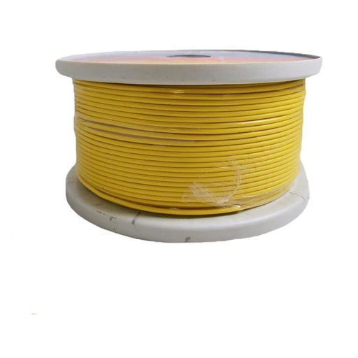 Yellow 18 Gauge 500 Feet Stranded Primary Remote Wire (3839356403776)