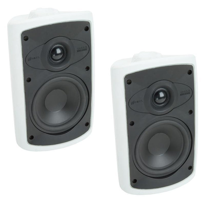 "Niles OS5.3 White 2-Way 5"" Indoor/Outdoor Home Theater Speaker (pair) (3839416762432)"