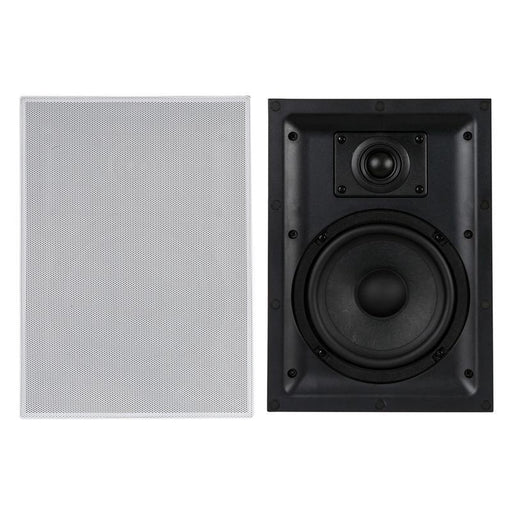 "DLS IW 2.6 2-Way 4 Ohm 6.5"" 90 Watts In Wall Hi-Fi Home Speaker (pair) (3839436619840)"