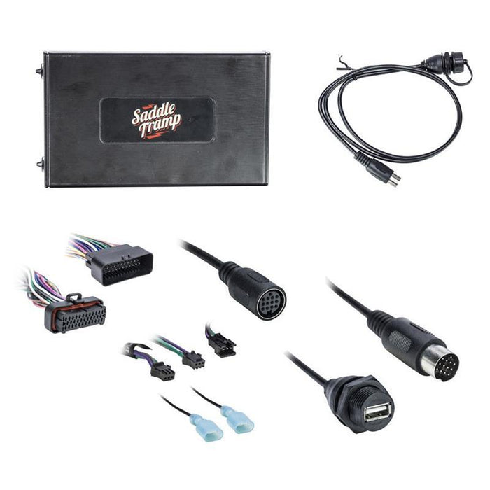 Metra BT-HD01 Bluetooth Interface for Select Harley Davidson Radio (3839471878208)