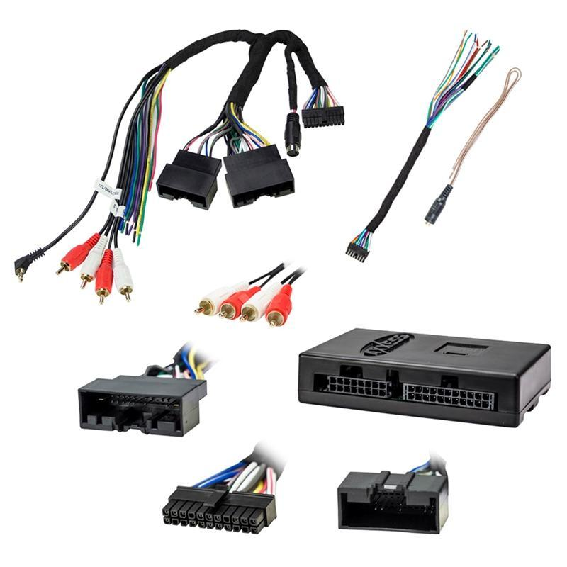Axxess AX-FD2-SWC with SWC Data Interface for Select Ford Vehicles (3839501664320)