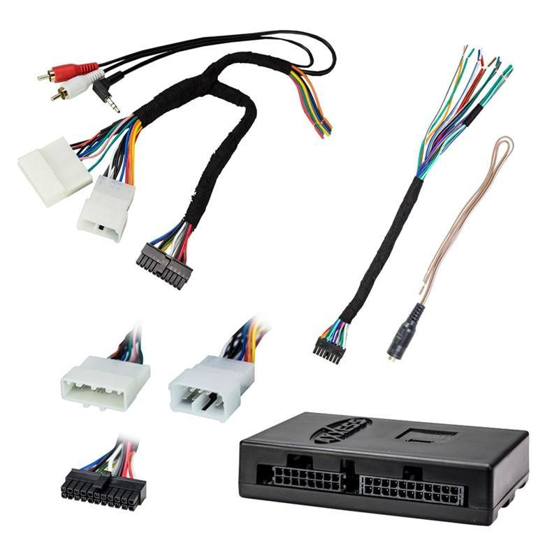 Axxess AX-TYAMP2-SWC JBL Amp Interface w/SWC for Select 2012-up Toyota (3839504056384)
