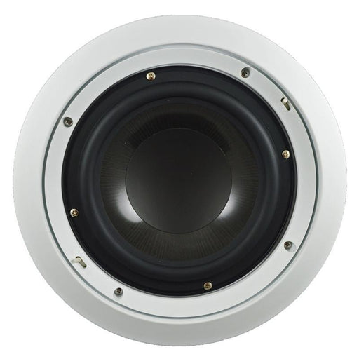 "SpeakerCraft 8.2BAS 8"" 100W In-Ceiling Deep Bass Subwoofer White (ea)"
