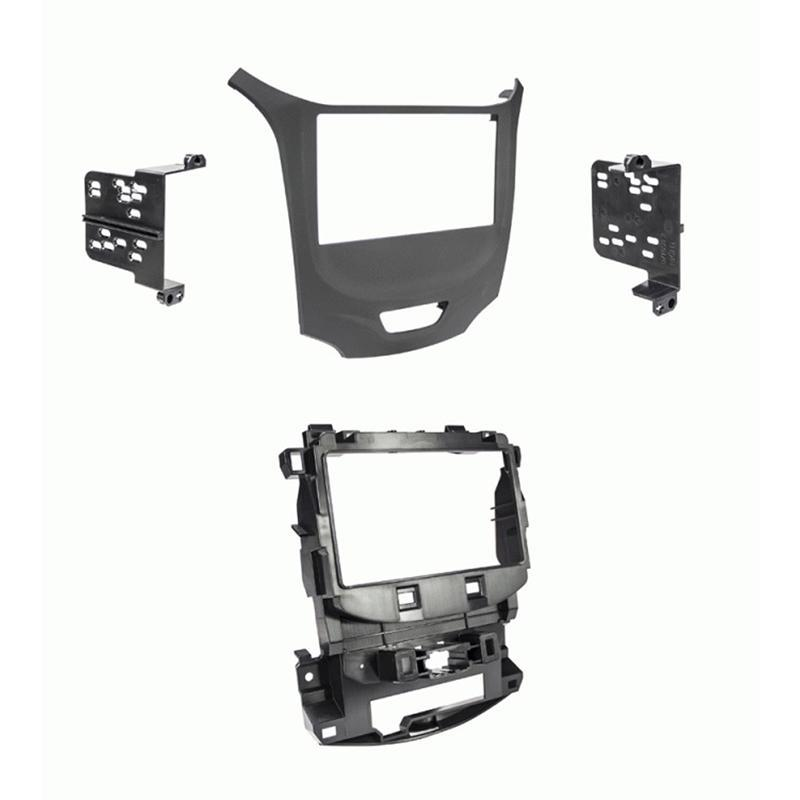 Metra 95-3020B Double DIN Dash Kit for Select 2016-up Chevrolet Cruze