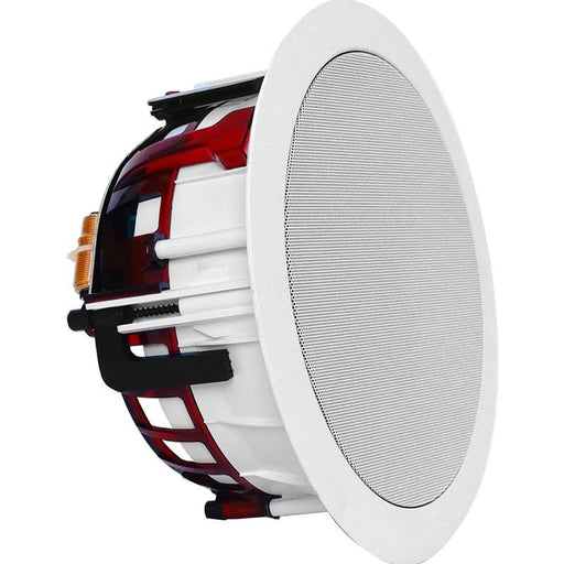 "Speakercraft AIM7 Two White 125 Watts 7"" In-Ceiling Speaker (each)"