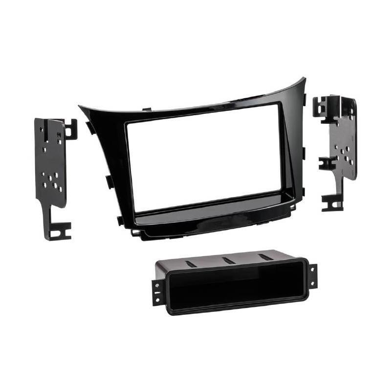 Metra 99-7379HG 1 or 2DIN Dash Kit for Select 13-15 Hyundai Elantra GT (3839612846144)