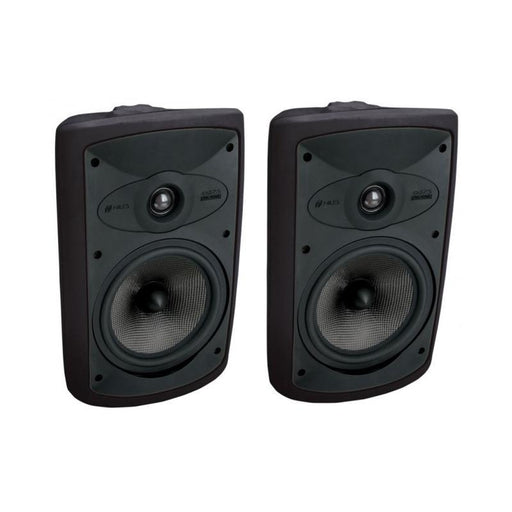 "Niles OS7.3 Black 2-Way 7"" Indoor/Outdoor Home Theater Speaker (pair) (3839635161152)"