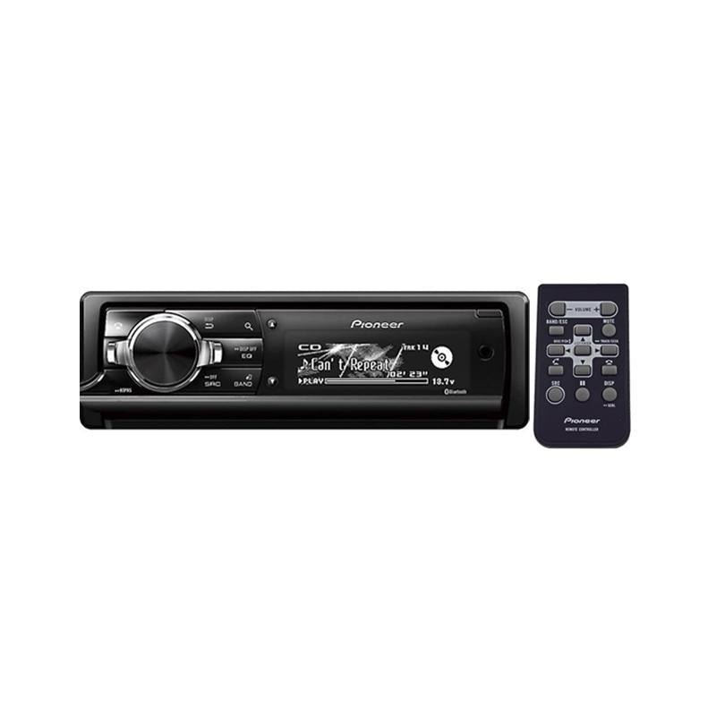 Pioneer DEH-80PRS CD Receiver 3-Way Crossover w/ DSP Bluetooth USB AUX SD/SDHC (3839639978048)