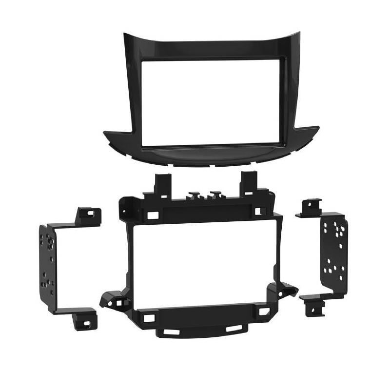 Metra 95-3023HG Double Din Dash Kit for Select Chevrolet Trax 2017-up