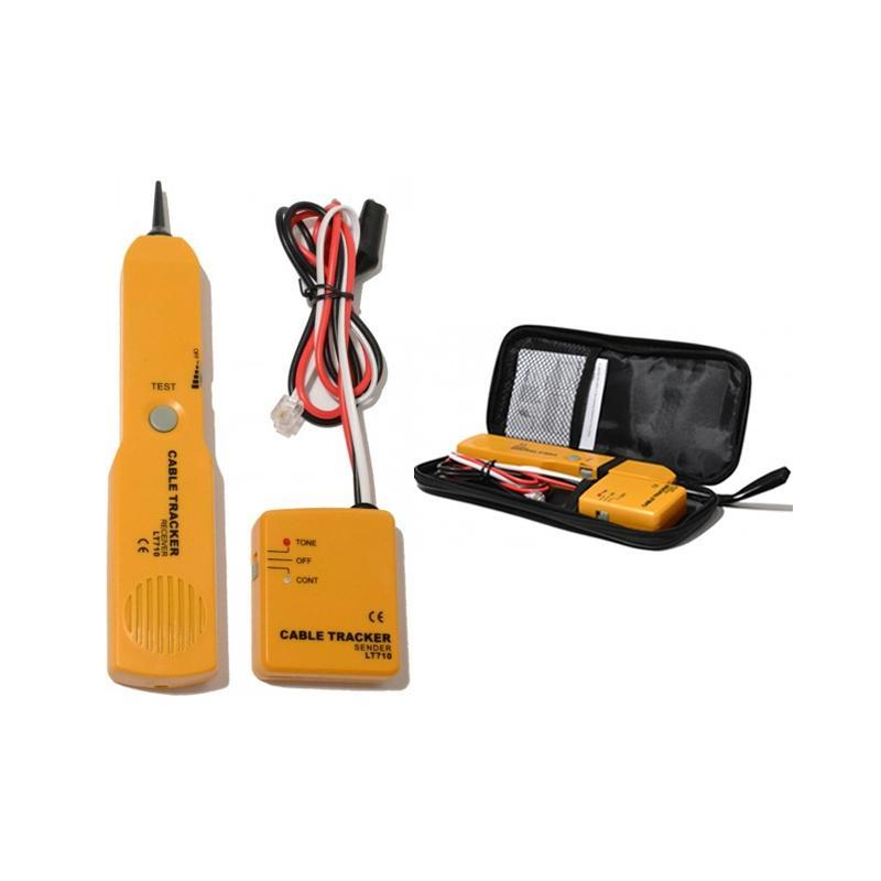 Logico LT710 Multifunction Wire Cable Tracker Tone Generator/Probe Kit (3839644434496)