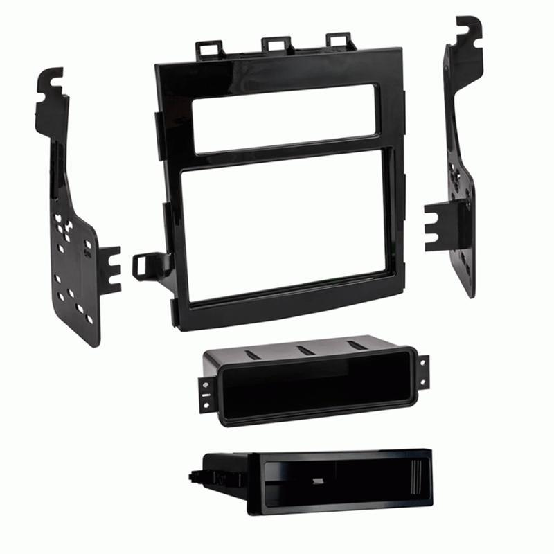 Metra 99-8908HG 1 or 2 DIN Dash Kit for Select Subaru Impreza 2017-Up