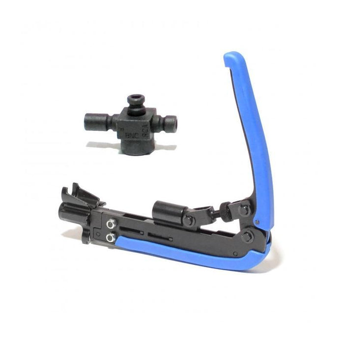 LT706 Adjustable Compression Tool F/BNC/RCAconnector RG59/RG6/RG7/RG11 (3839671107648)
