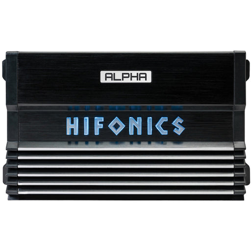 Hifonics A1000.2D ALPHA Full Range Super D-Class 2 Channel Car Amplifier