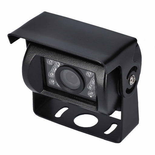 The Install Bay CC011 Commercial Black Camera 160° Viewing Angle with IR Lights