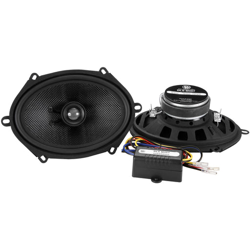 "DLS Performance M357 2-Way 5"" x 7"" 150 Watts Coaxial Speaker (pair)"