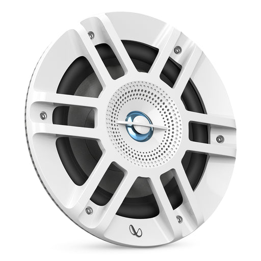"Infinity 6120M  6.5"" Kappa Series 2-way Marine Speakers with Built-in RGB Led Lights"