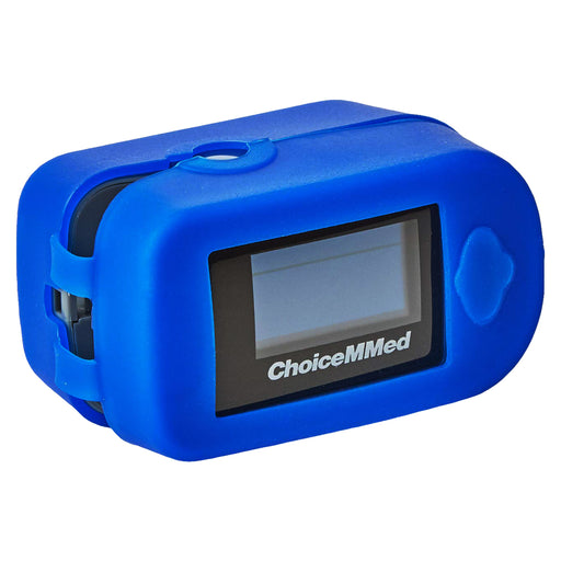 Choicemmed MD-300-C2 Portable Fingertip Pulse Oximeter with Dual Color OLED Displays