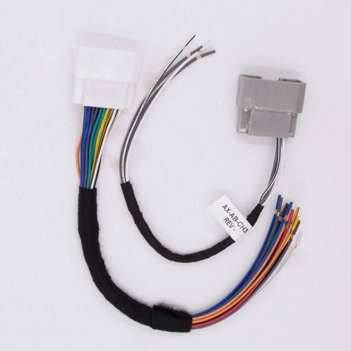 Metra Axxess AX-AB-CH3 Amp Bypass Wire Harness For 13-18 Chrysler Vehicles (4099286761536)