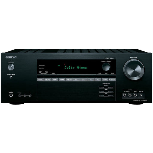 Onkyo TX-SR444 7.1-Channel A/V Receiver With HDMI Video Up-Conversion