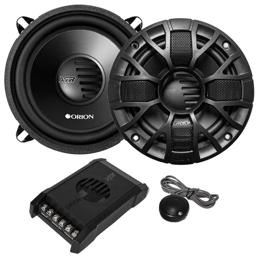 "Orion XTR55.SC 5.25"" XTR Series 2-Way 350W Component System with Crossovers"