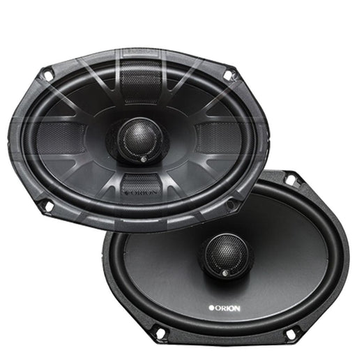 Orion XTR69.2 XTR 6x9 inch Car Audio 2-Way Coaxial Speakers 4 ohms 400 Watts Max