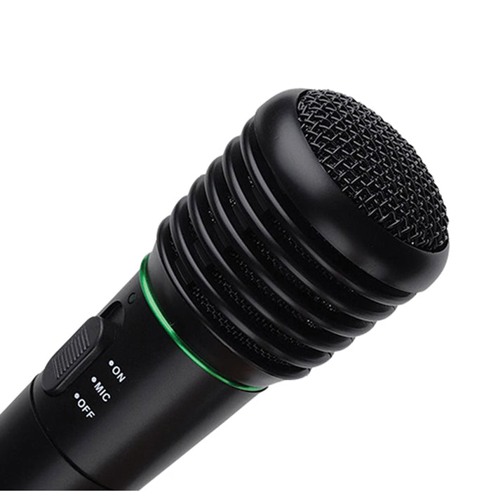 Supersonic SC-902 ProVoice 2in1 Wireless/Wired Professional Microphone