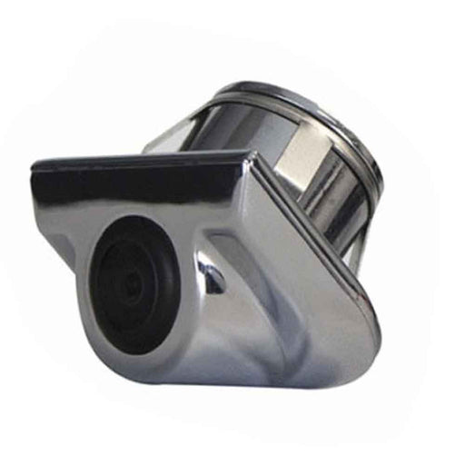 iBeam TE-CSC Chrome Micro Reverse Backup Camera 170 Degree Viewing Angle