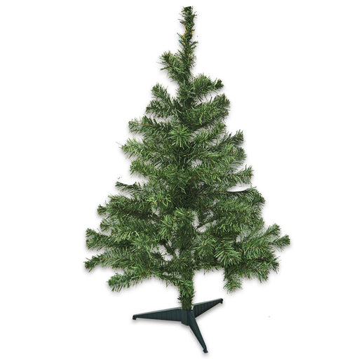 3 Ft. 108T Christmas Pine Tree Decoration with Stand Easy to Assemble